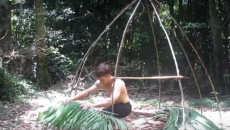 dome hut shelter
