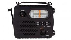 emergency radio isolated