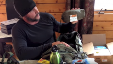 Joe Teti's bug out bag