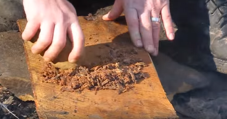 VIDEO) How to Make Pemmican, the Ultimate Survival Food