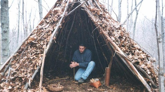 7 Survival Shelters That You Should Practice Making Now
