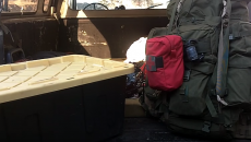 bugging out backpack
