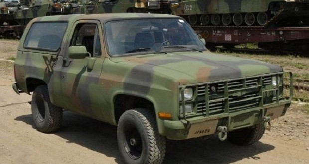 Commercial Utility Cargo Vehicle featured
