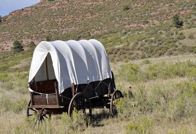 prairie wagon