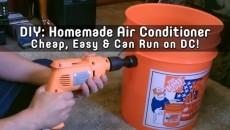 DIY Homemade AC