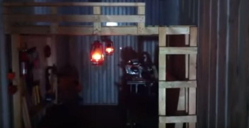 Shtf Shelter: (VIDEO) This Prepper Built A SHTF Bunker. When He Gives