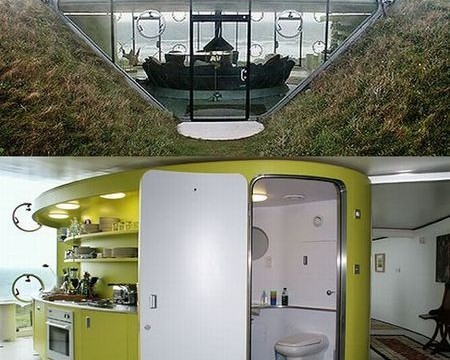 10 Insane Underground Homes Any Prepper Would Want as Their Own