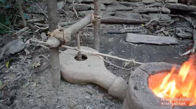 bow blower primitive survival