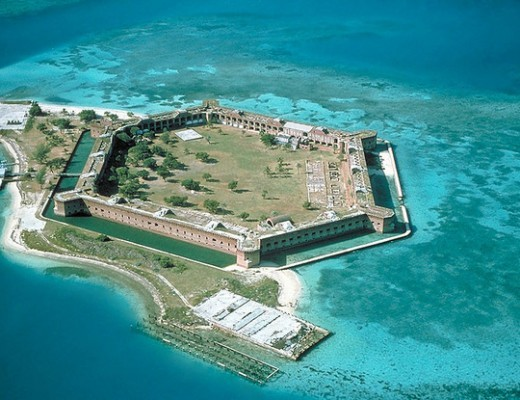 Fort Jefferson - Key West, Florida