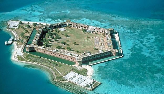 Fort Jefferson - Key West, Florida