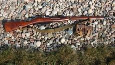 Mosin Nagant gun