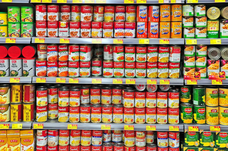Video) The Canned Foods That Have the Longest Shelf Life Are ...