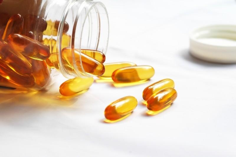 vitamins fish antibiotics