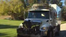 survival vehicle mobile