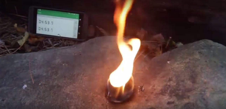 fire kindling