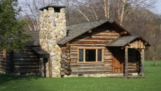 cabin homestead