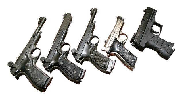 katrina pistol