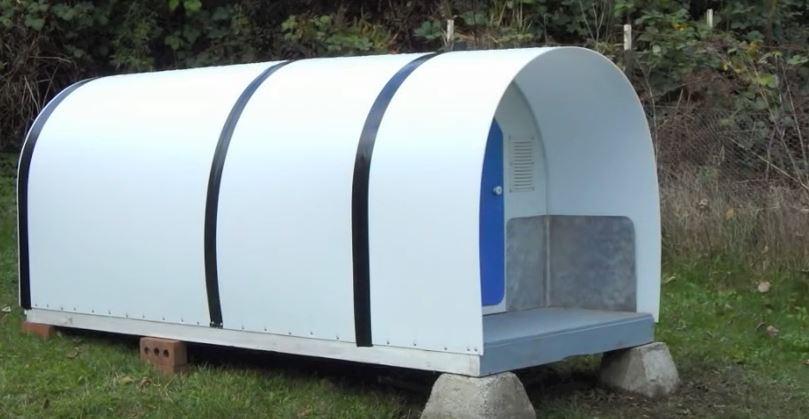 handmade shelter