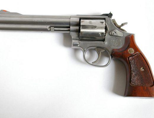 smith-wesson gun