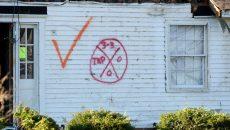 FEMA markings