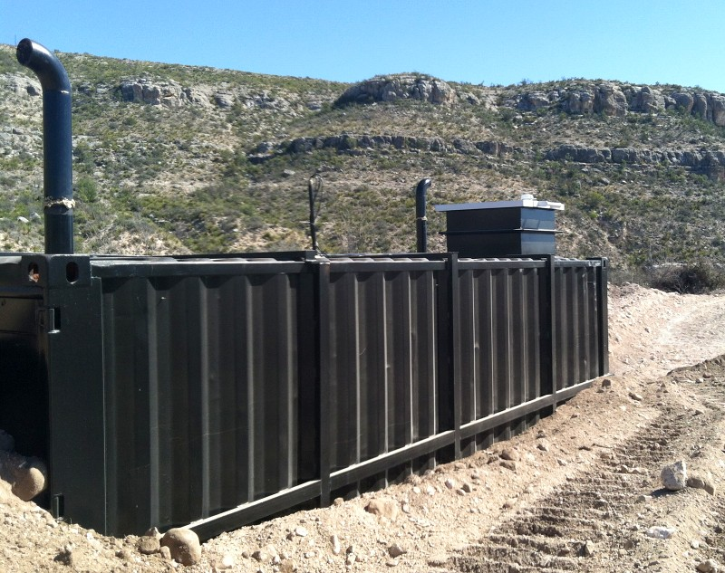 Are Buried Shipping Containers A Good Idea For A Bunker