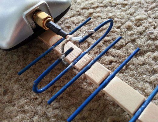 DIY antenna
