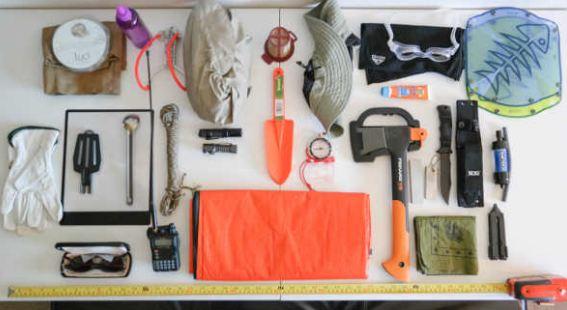 bug out bag supplies