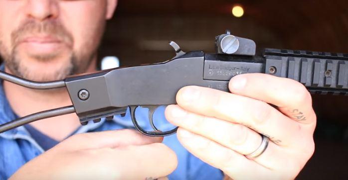 little badger gun