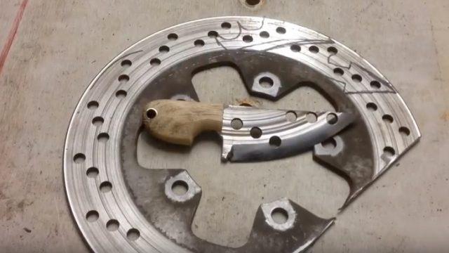 brake knife