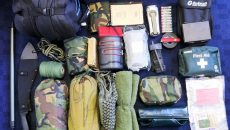 bug out bag supplies