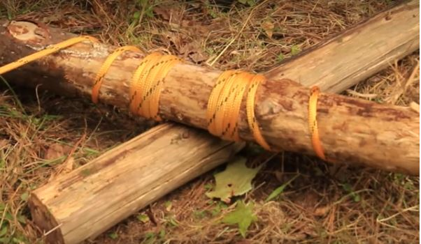 cordage and logs