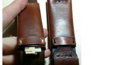 belt with secret compartment