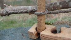 bow drill cord