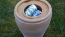clay refridgerator