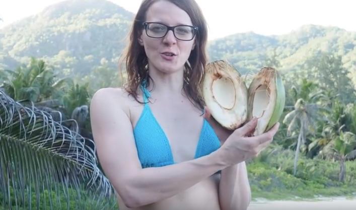 coconut hack