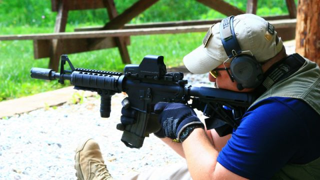 survival tactical training