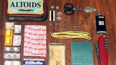 Altoids survival kit