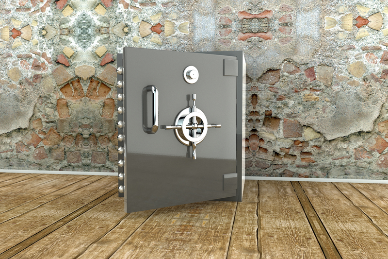 How To Cleverly Camouflage A Hidden Floor Safe Die Hard