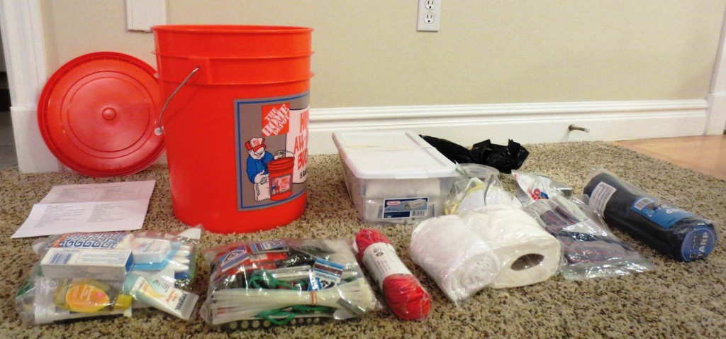 DIY 5-Gallon Survival Bucket – Why Every Home Should Have One!