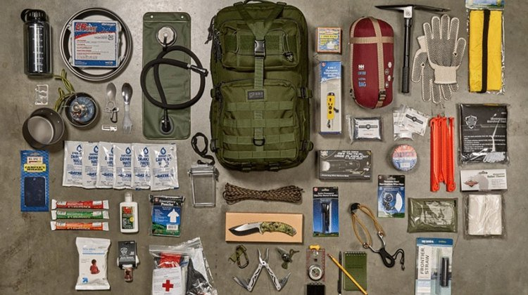 Survival Gear - 4 Key Tools for an All-Purpose Pack