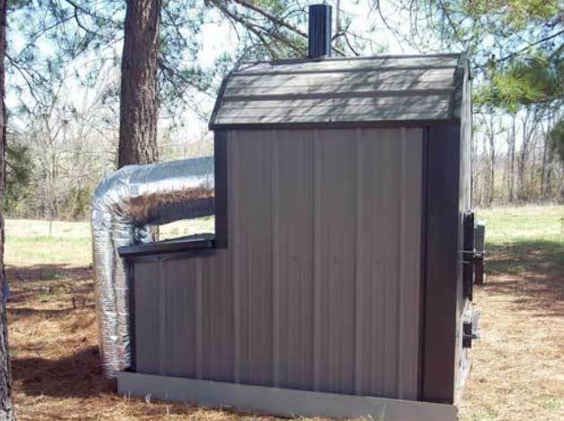 4 Reasons An Outdoor Boiler Is Better Than A Wood Stove