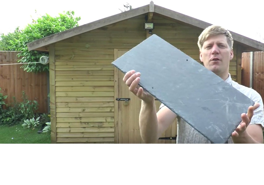 Video he shows us how to build a survival shed to save for How to save money building a house