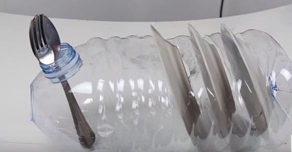 5 liter plastic bottle