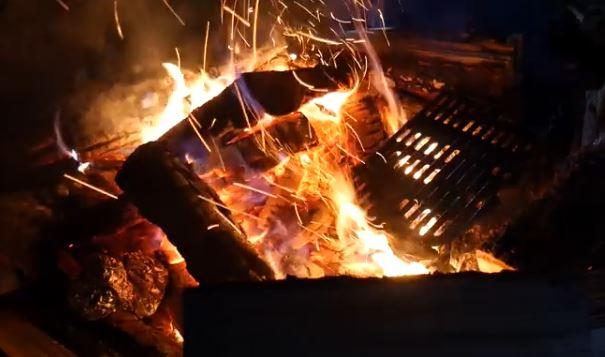 Alaskan Fire