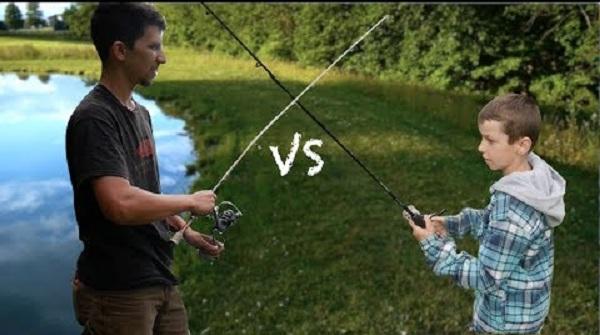man vs boy