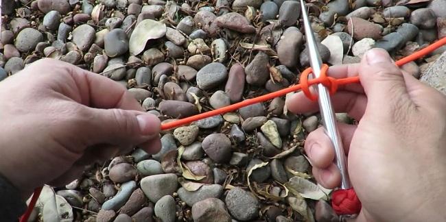 spike hitch knot