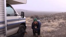 how to stay warm in an RV