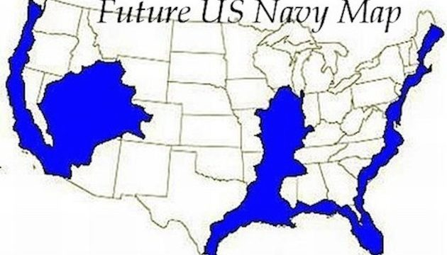 future navy map