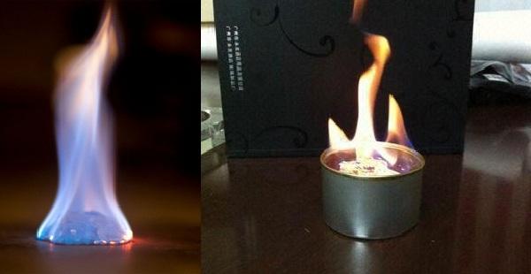 gel fire