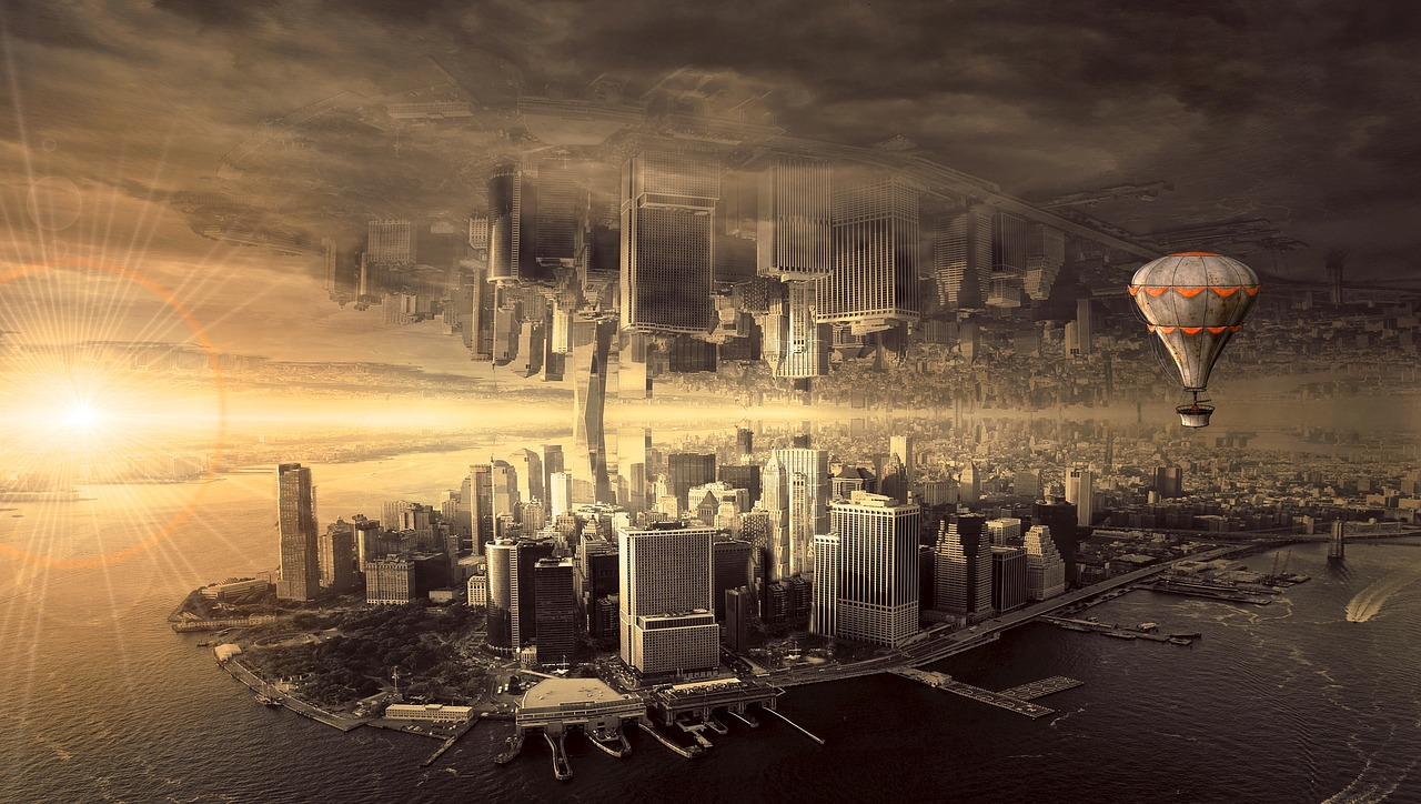 city collapse